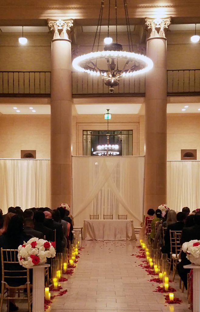 Spiritual-not-religious Catholic'is Muslim wedding ceremony